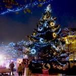 Kerstmarkt-antiekbuurt