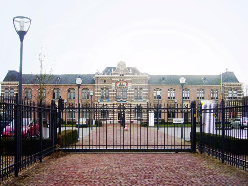 Nieuwersluis-Vrouwen-gevangenis